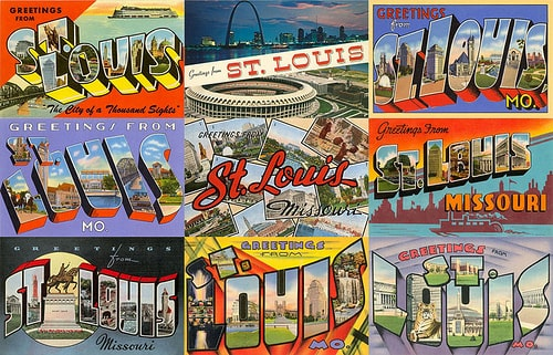Vintage-St-Louis-Postcards
