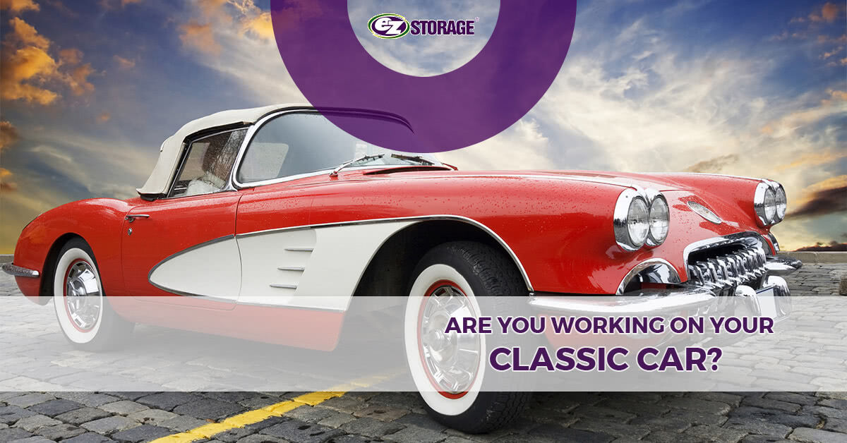 Pittsburgh Classic Car Storage