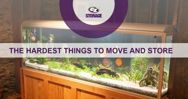 The Hardest Things to Move and Store