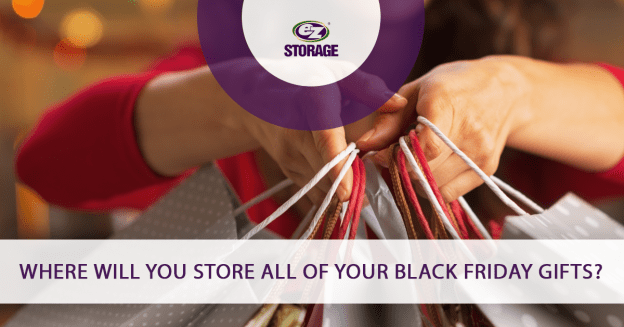Where Will You Store All of Your Black Friday Gifts_
