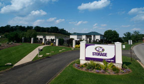 Ross Township, PA EZ Storage facility located at 1003 Ross Park Mall Drive.
