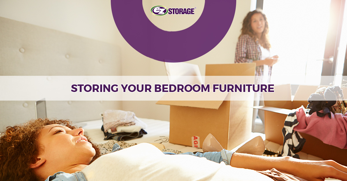 Self Storage St Louis Storing Bedroom Furniture