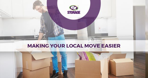 EZStorage-Making Your Local Move Easier
