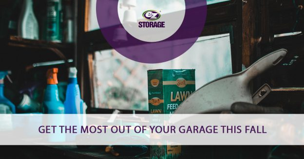 Get the Most Out of Your Garage This Fall