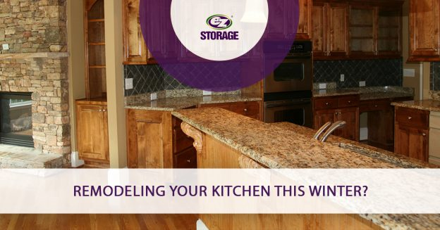 Remodeling Your Kitchen This Winter