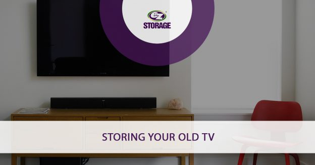Storing Your Old TV