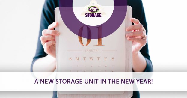 A New Storage Unit in the New Year_