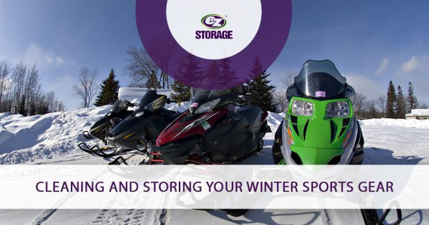 Cleaning and Storing Your Winter Sports Gear