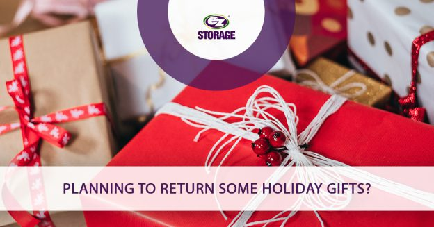 Planning to Return Some Holiday Gifts