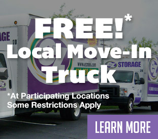 FREE* Local Move-In Truck(* At Participating Locations. Some Restrictions Apply) Learn More